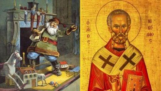 Wer war Nikolaus von Myra?