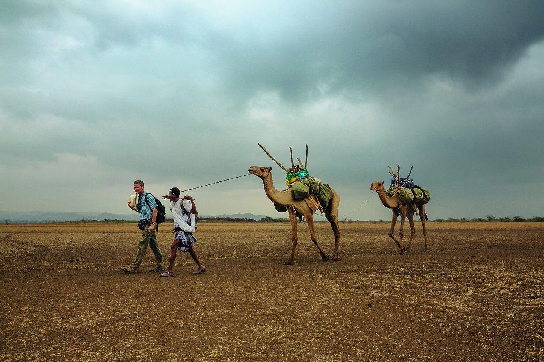 Unterwegs mit Migranten | National Geographic