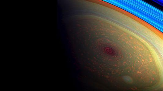 Mission Saturn: Was ist das Hexagon des Saturn?