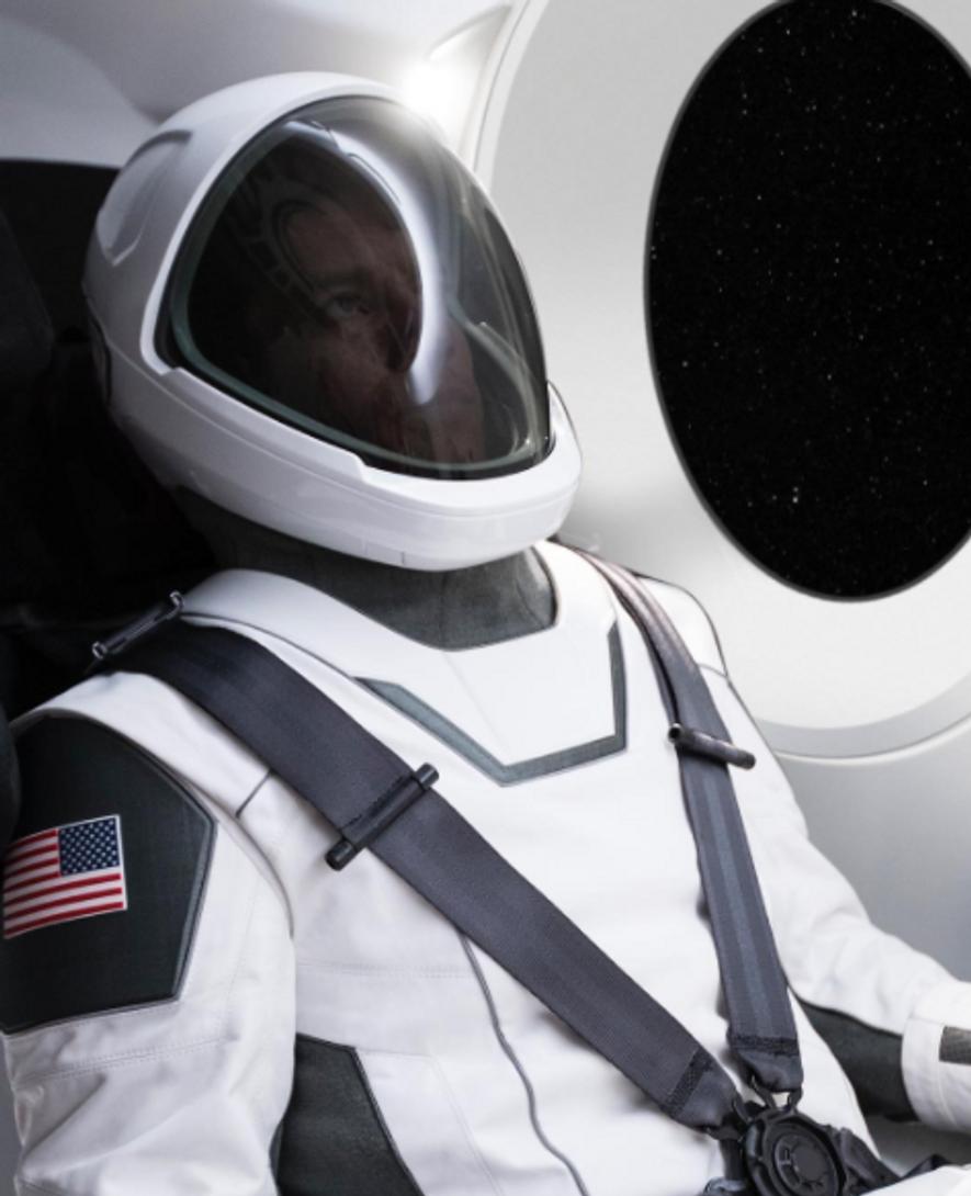 Erster Blick auf die Raumanzüge der Zukunft