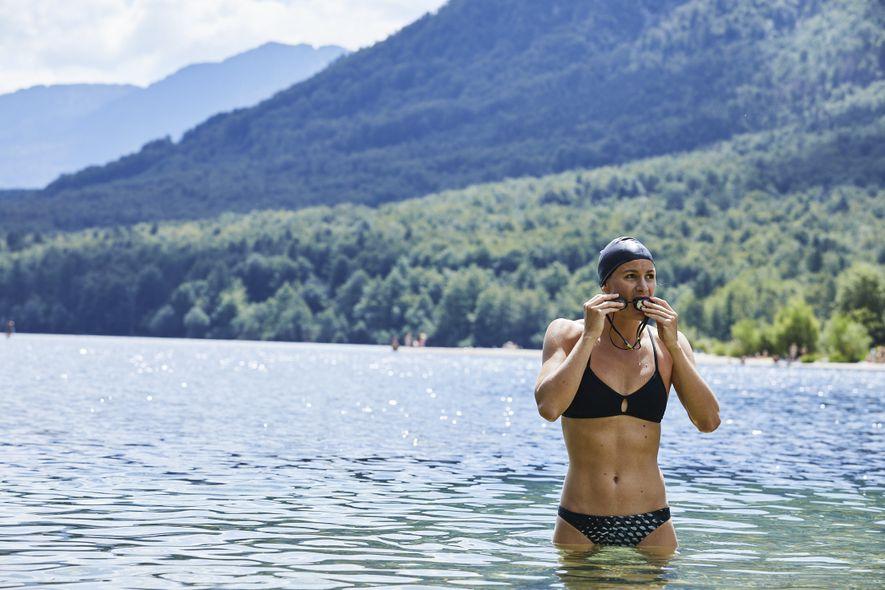 Sara Isakovič – Lebensberaterin und Olympiasiegerin