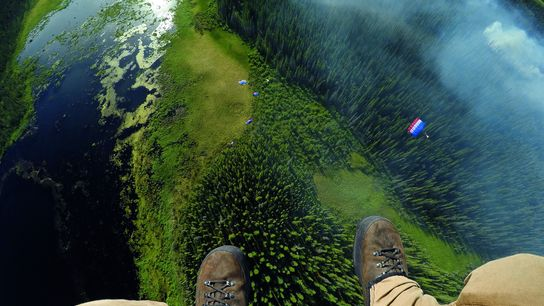 Smokejumpers in Alaska