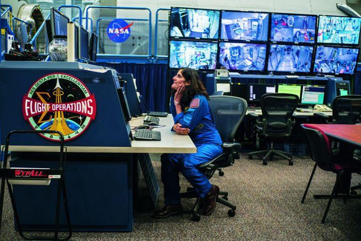 Int. Raumstation