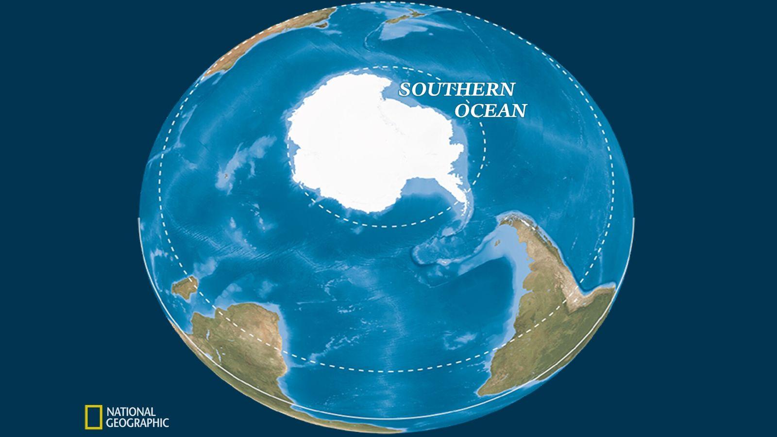 Südlicher Ozean