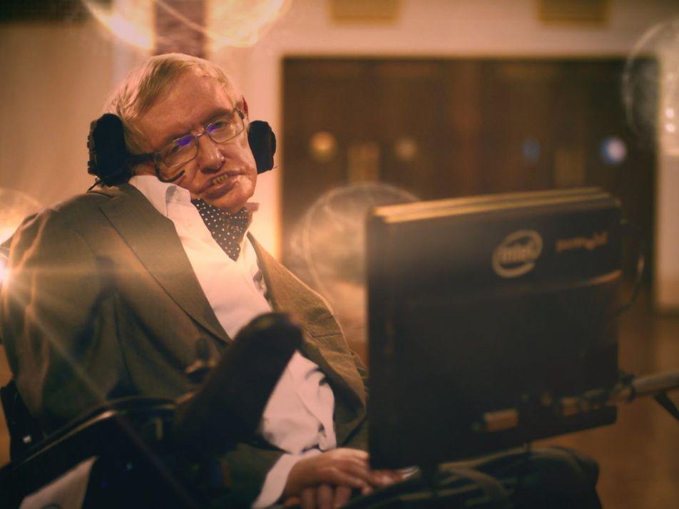 Stephen Hawking In Memoriam: Sieh zu den Sternen