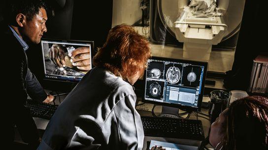 Anna Rose Childress, Neurowissenschaftlerin an der University of Pennsylvania
