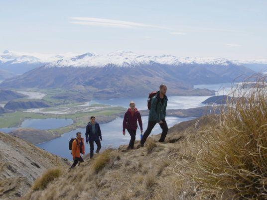 Warst du schon mal in Neuseeland?
