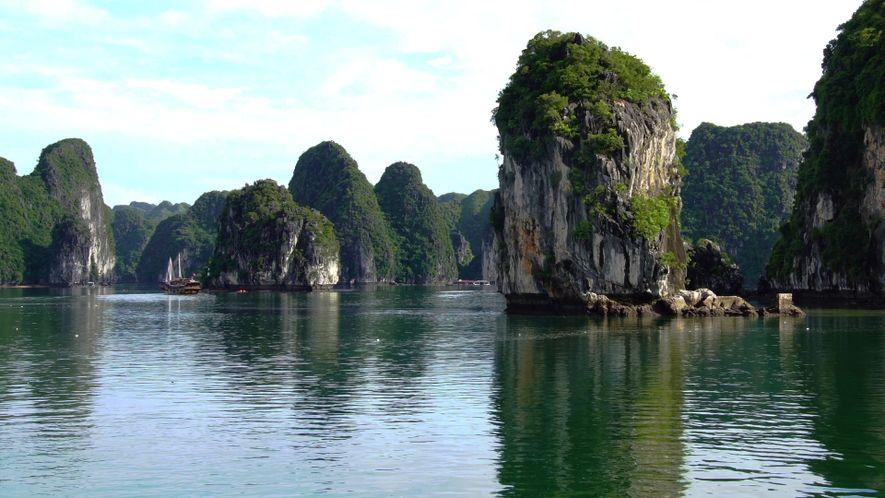 Halong-Bucht: Vietnams Garten der Inseln