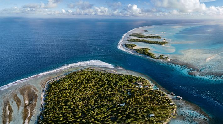 Fakarava-Atoll