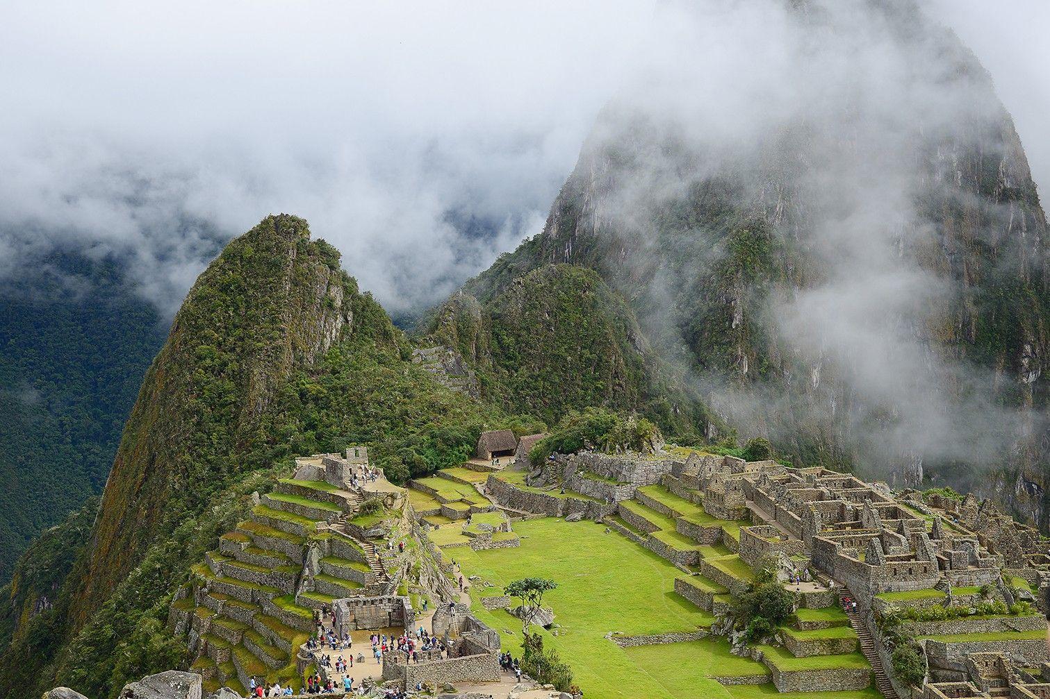 Stadt der Inka | National Geographic