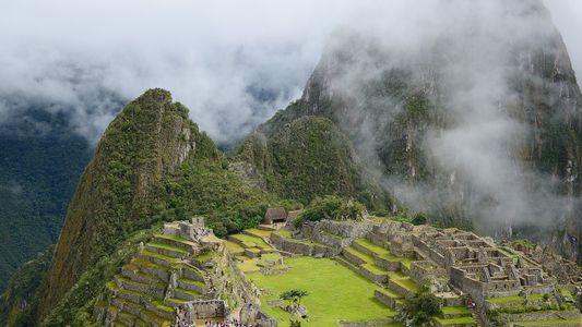 Stadt der Inka