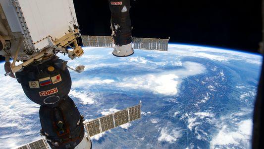 Galerie: 10 beeindruckende Aufnahmen von der ISS
