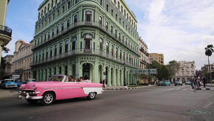 Havannas Altstadt - ein Traum aus Alt und Neu
