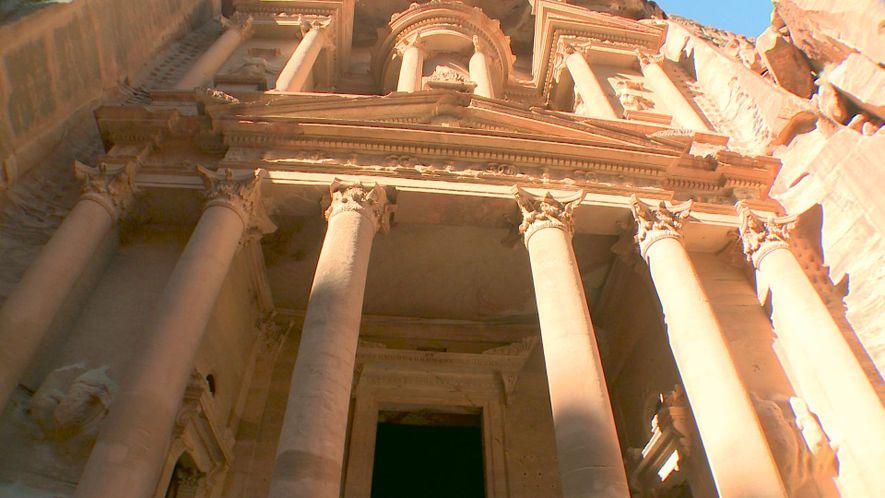 Petra, die steinerne Stadt