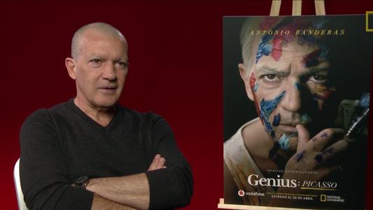 Genius: Picasso – Interview mit Antonio Banderas