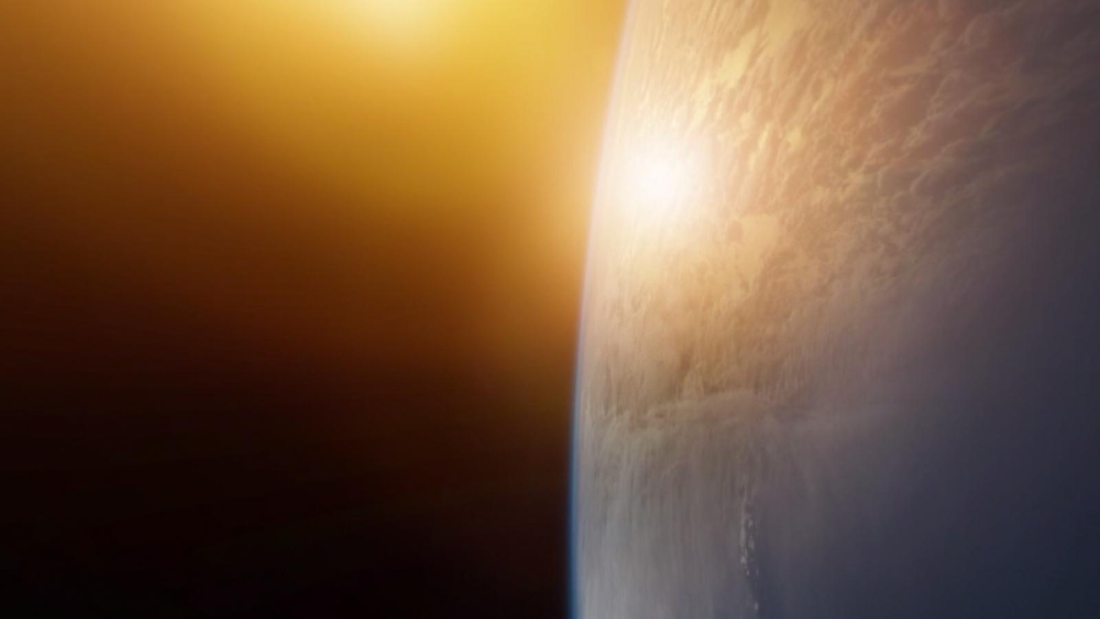 360° Video: Aus dem Weltraum