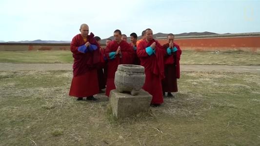 Die Millennial-Mönche der Mongolei beleben den Buddhismus wieder