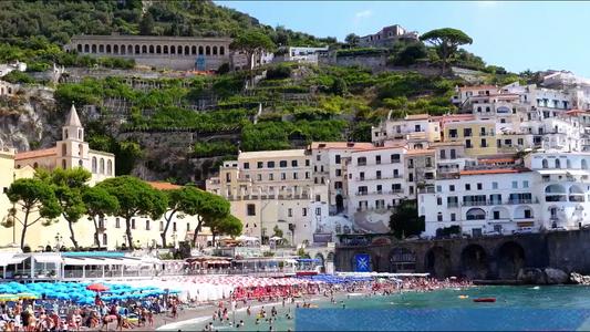 Die Amalfiküste: Mittelmeerparadies mit Geschichte