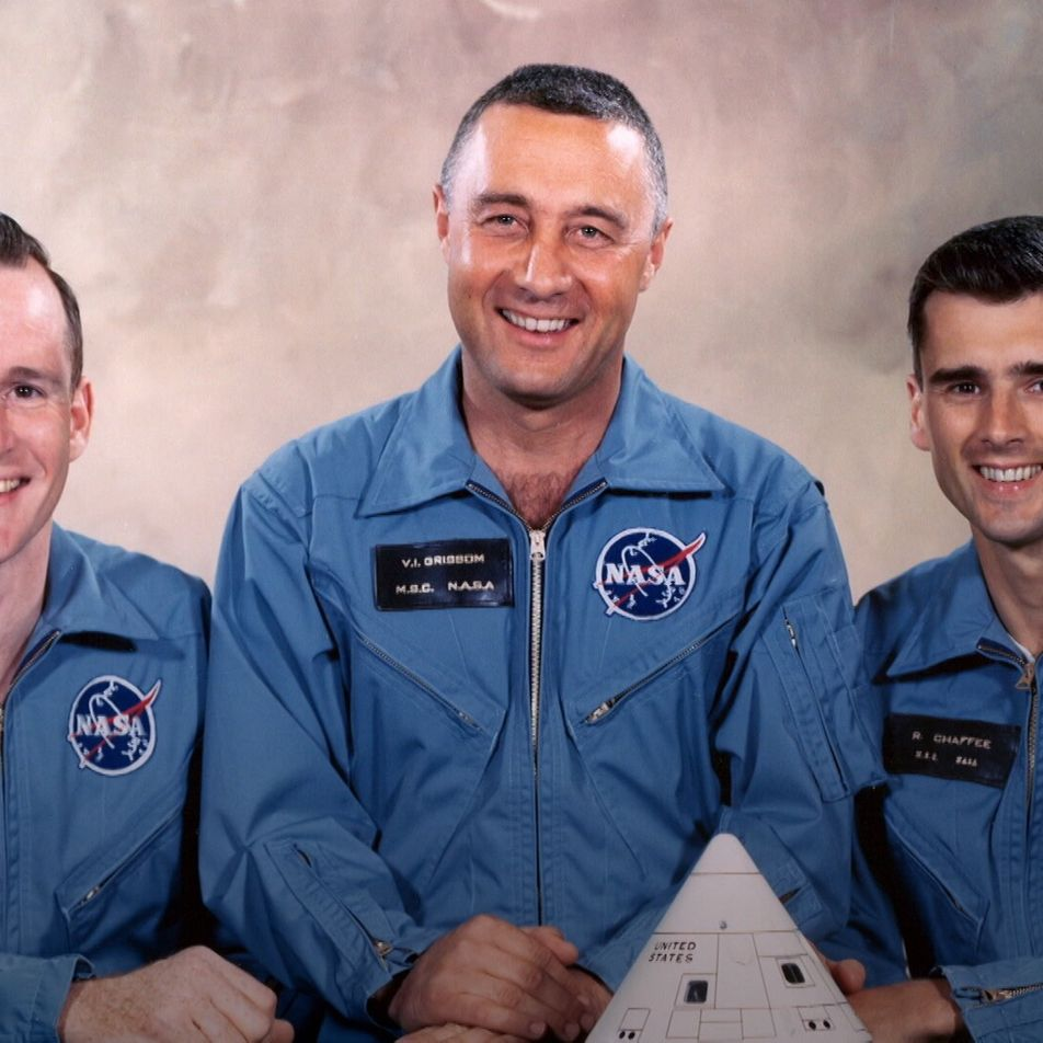 Historische Aufnahmen der Apollo-Mission