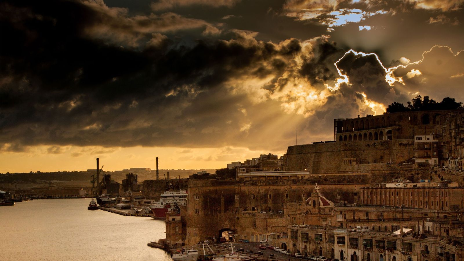 Maltas Hauptstadt Valletta