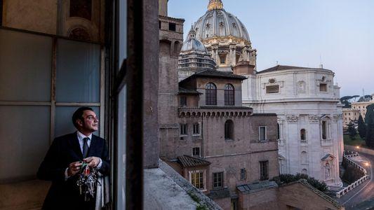 Der Mann mit den Schlüsseln zum Vatikan
