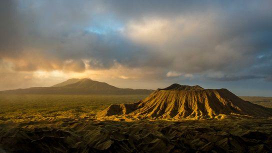 Vulkan auf Vanuatu