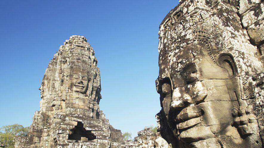 Angkor: Die Tempel im Dschungel Kambodschas