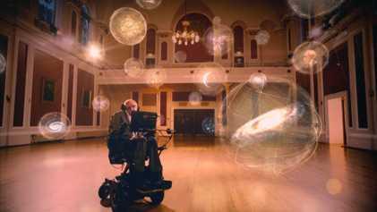 Stephen Hawking: Wir alle haben Fragen