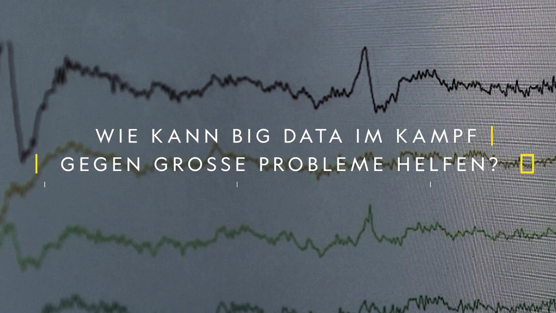 Wie kann Big Data im Kampf gegen Krankheiten helfen?
