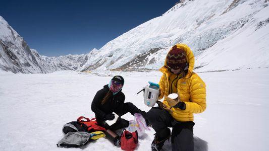 Expedition zum Everest: Ein Interview mit der einzigen deutschen Teilnehmerin Inka Koch