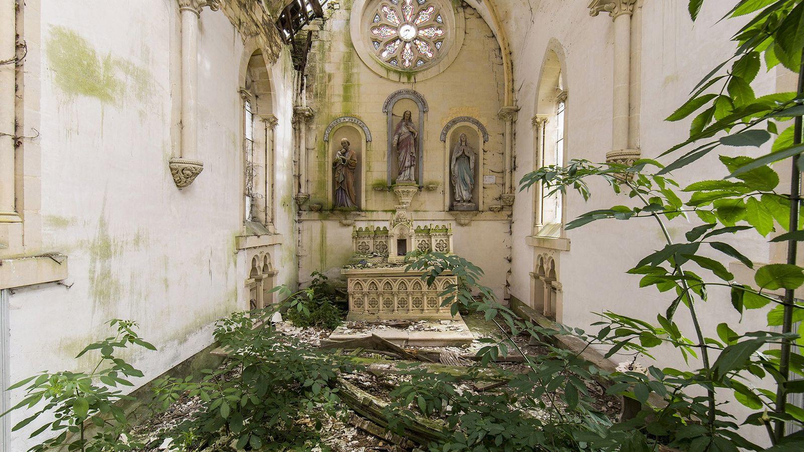 Chapel, France