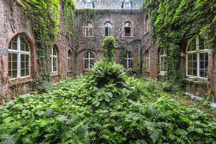 Monastery, Belgium