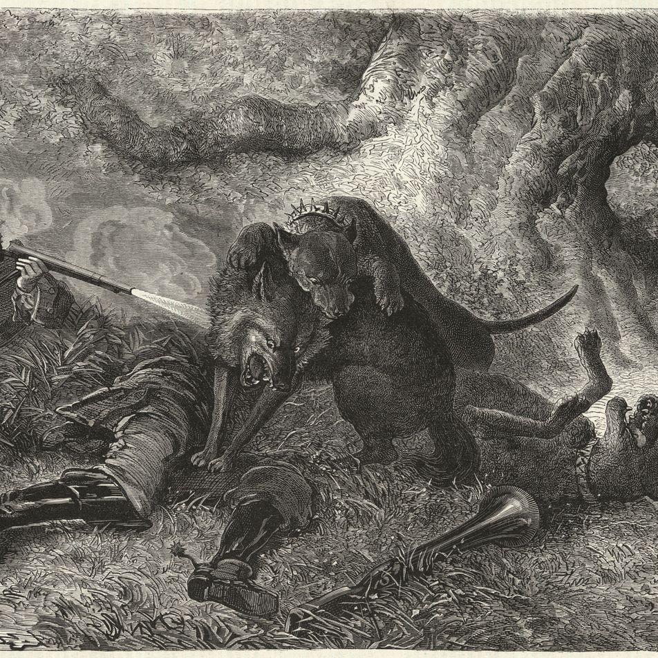 Der König und die unheimliche Bestie