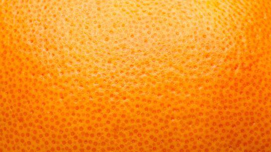 Veganes Leder aus Orangenschalen