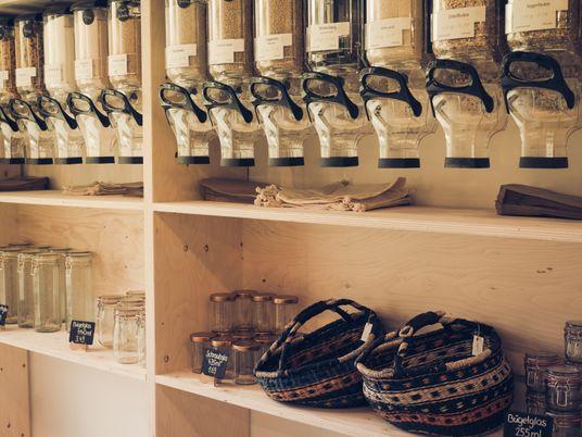 Kommt nicht mehr in die Tüte: Wie nachhaltig sind Unverpackt-Läden?