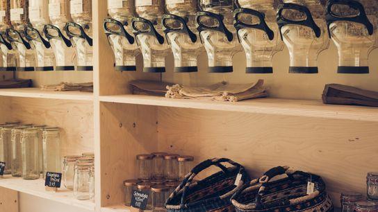 Wie nachhaltig sind Unverpackt-Läden?