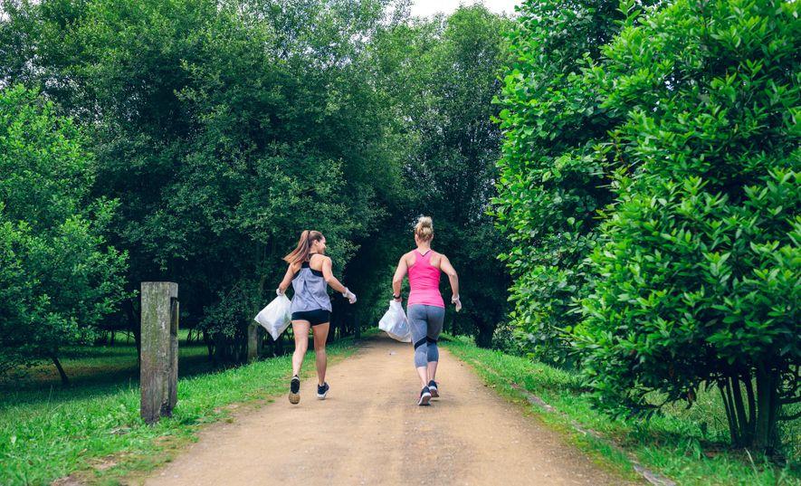 4 Fitness-Trends, die auch den Planeten in Form bringen