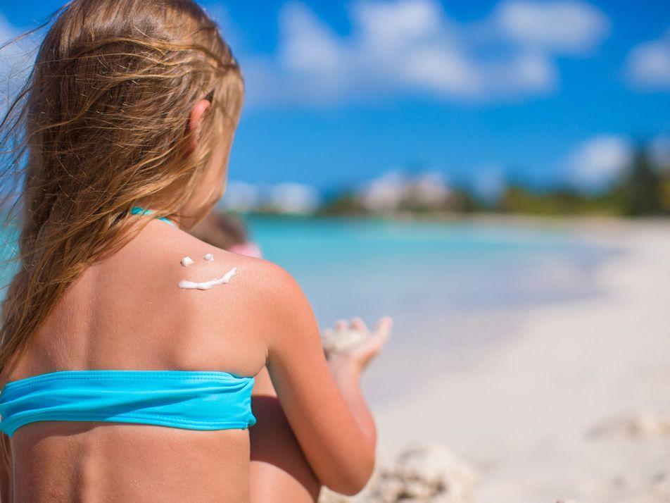 Nachhaltig reisen: Sonnencreme ohne Alles