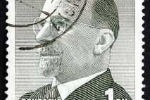 Der ehemalge DDR-Staats- und Parteichef Walter Ulbricht.