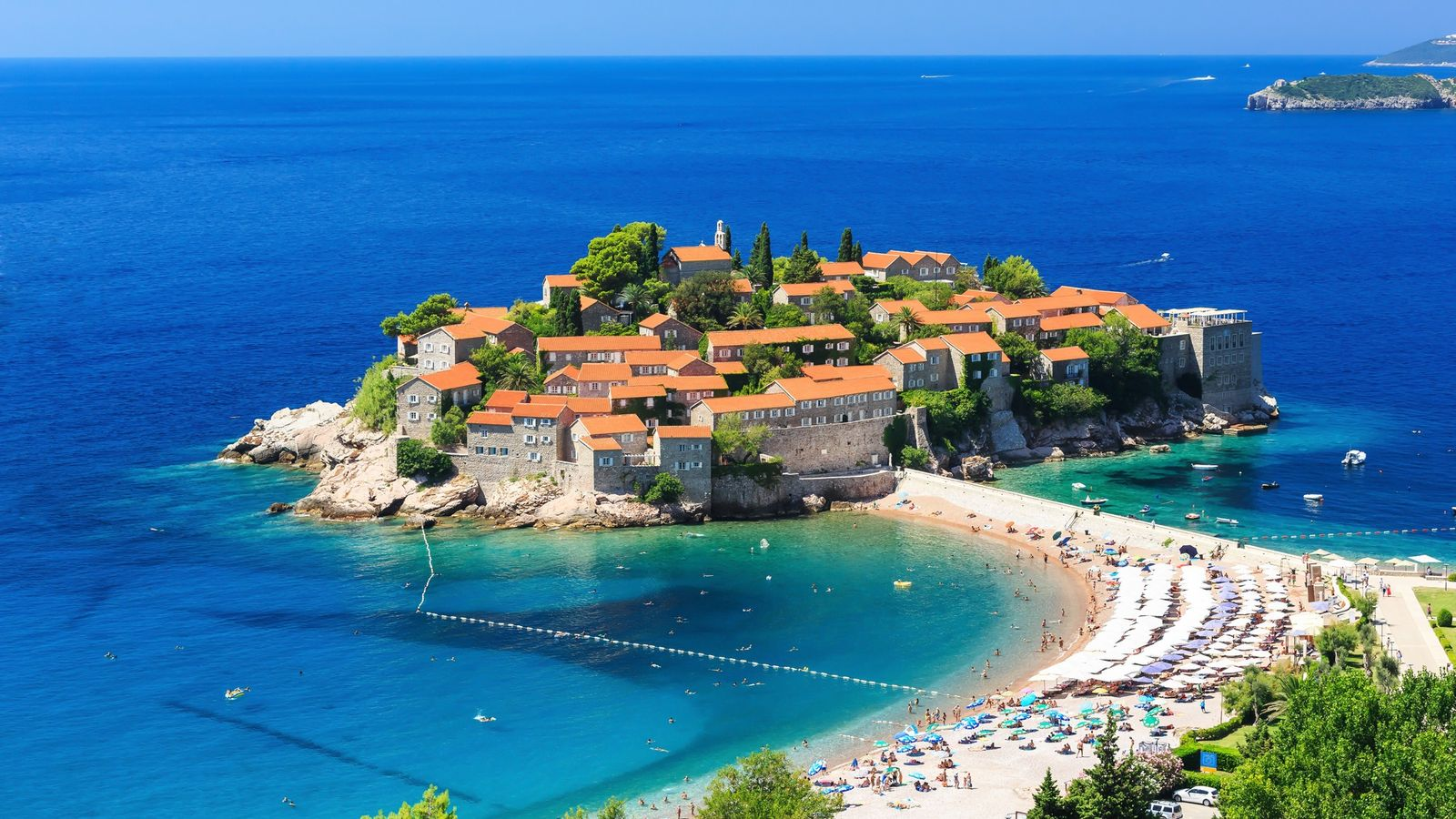 Montenegro Budva Aman Resort
