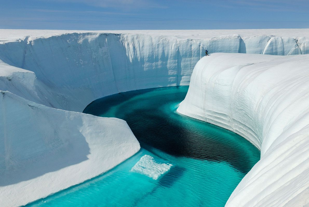 Birthday Canyon, Greenland