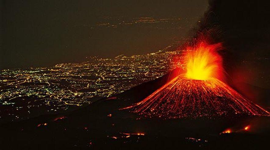 Vulkane: Das Ziegenfrühwarnsystem