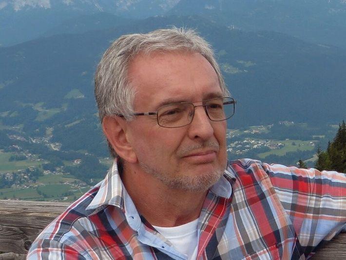 Astrophysiker Prof. Alan Harris