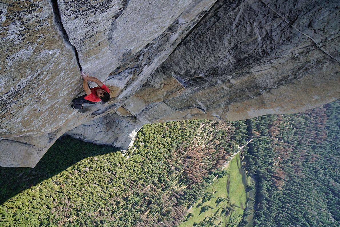 Ein Interview mit dem Mann, der ohne Seil auf El Capitan geklettert ist