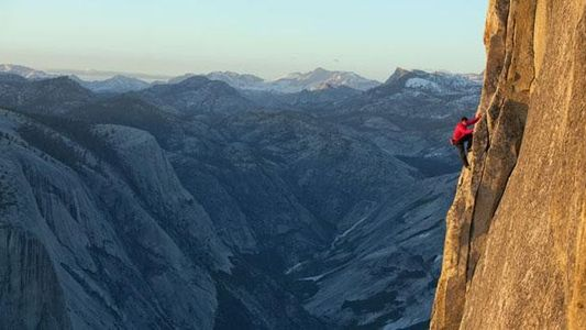 Yosemite - Der Traum aller Kletterer