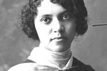 Alice Augusta Ball entwickelte eine Chaulmoogra-Lösung, die 20 Jahre lang zur Behandlung der Hansen-Krankheit bzw. Lepra ...