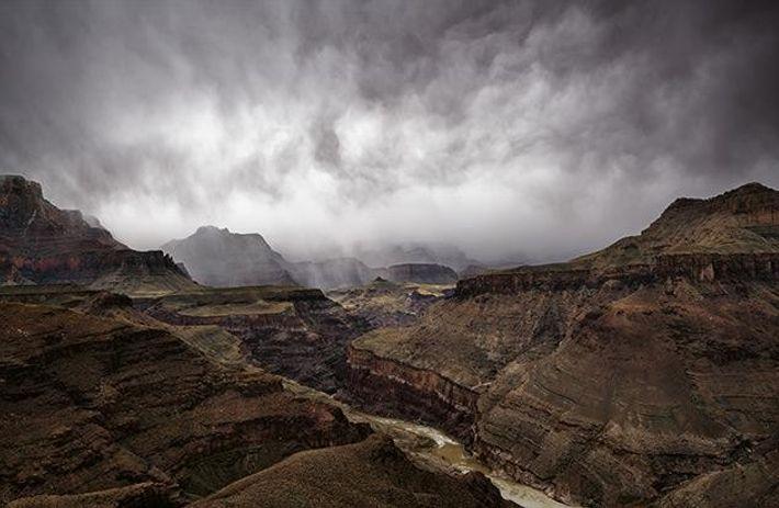 Altehrwürdiger Canyon