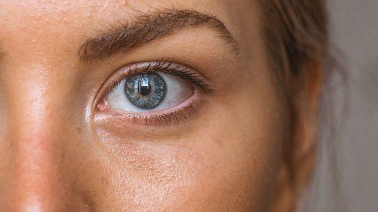Hautmilben leben in Poren