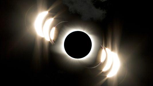Galerie: Der beste Blick auf die totale Sonnenfinsternis im August