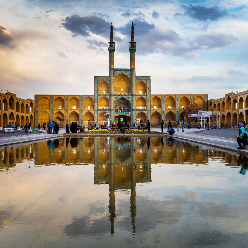 Diese Welterbestätten könnten einem Iran-Konflikt zum Opfer fallen